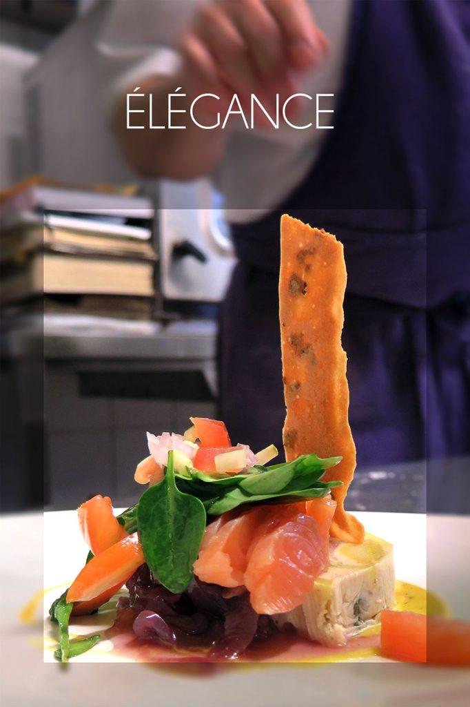 trouver un photographe professionnel pour les plats d'un restaurant