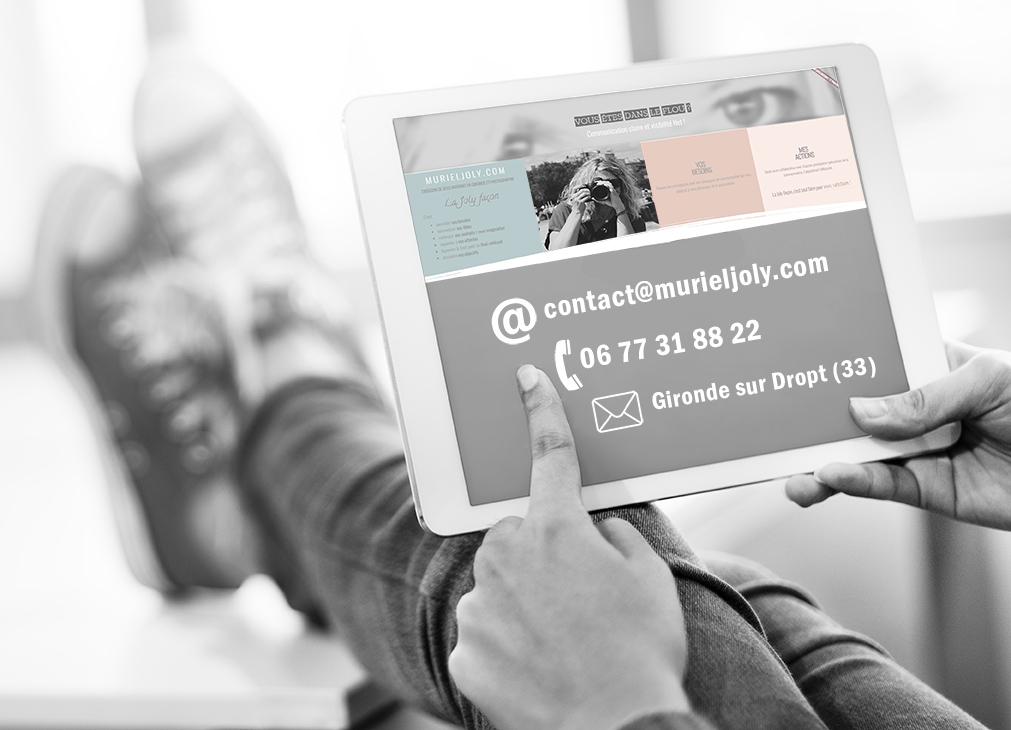 site responsive avec un nom de domaine par une agence web